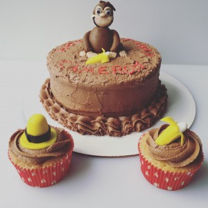 We love kids' birthday parties! Especially a great theme like Curious George!