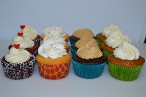 Mixed Dozen cupcakes