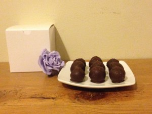 Looking for some delicious wedding favors? Try our pumpkin truffles! Your guests will love them!