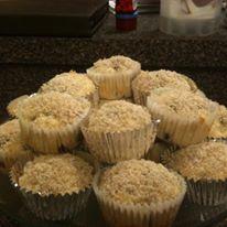 Cinnamon crumb coffee cake muffins!